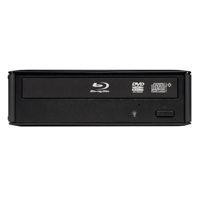 BRXL-16U3, BD 8x / DVD 16x / CD 48x, Blu-ray Disc Burner, USB, Black, External Optical Drive