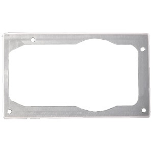 Lamptron Deluxe Clear Shakeproof PSU Gasket Silencer