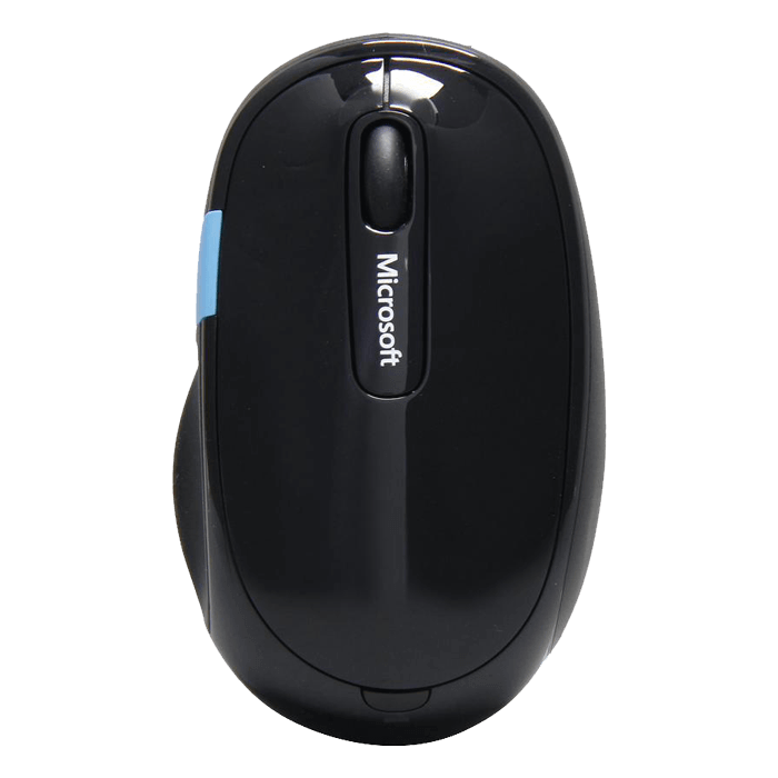 Sculpt Comfort, Wireless Bluetooth, Black, Optical Mobile Mouse