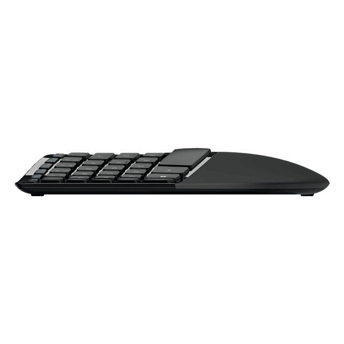 Sculpt Ergonomic, 1000 dpi, Wireless 2.4GHz USB, Black, Keyboard & Mouse