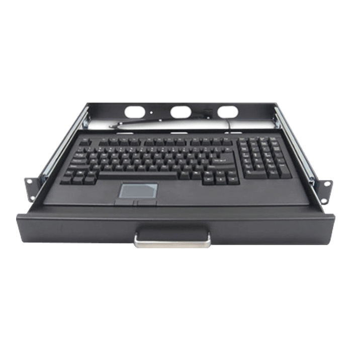 TC-A100B 1U IPC Keyboard and Drawer (USB)