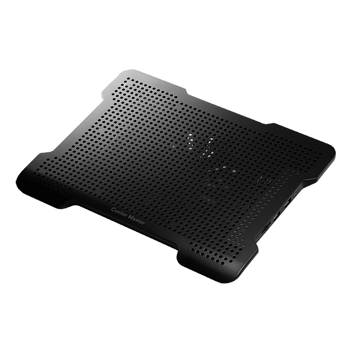 "NotePal X Lite II up to 15.6"", Ultra Slim, Silent Fan, Black, Cooling Pad"