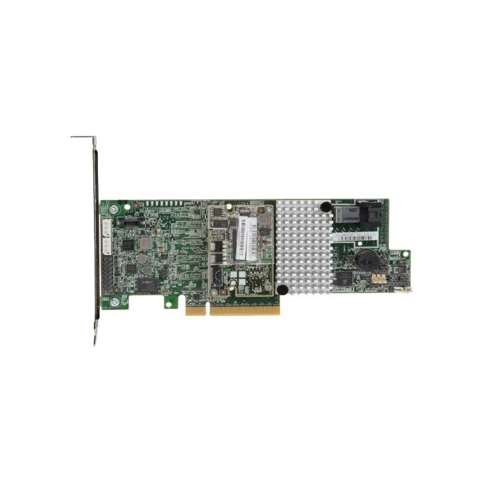 MegaRAID SAS 9361-4i, SAS 12Gb/s, 4-Port, PCIe 3.0 x8, Controller with 1GB Cache