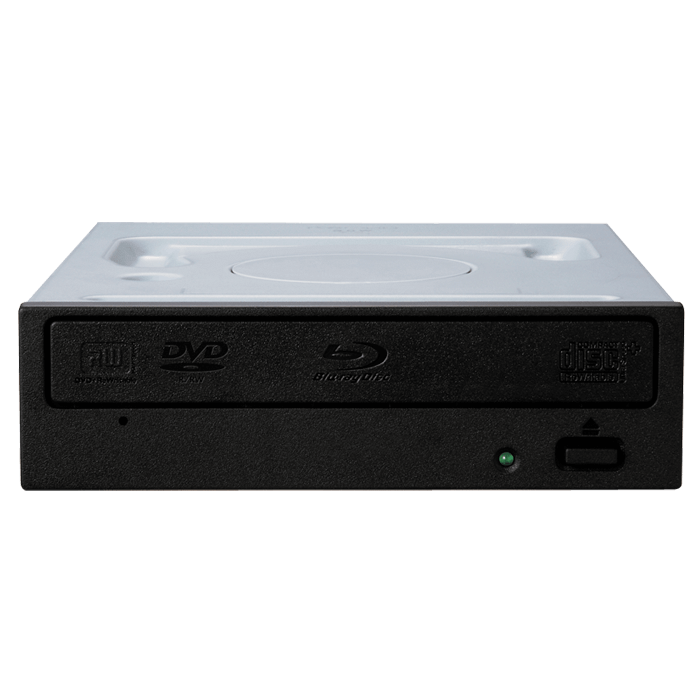 BDR-209DBK, BD 12x / DVD 16x / CD 40x, Blu-ray Disc Burner, 5.25-Inch, Optical Drive