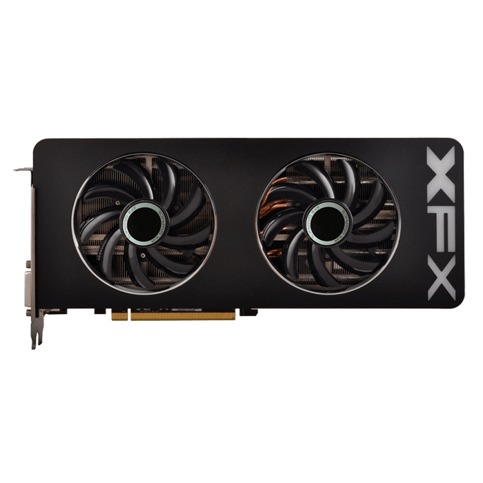Radeon R9 290X Black Double Dissipation, 1050MHz, 4GB GDDR5 512-Bit, PCI Express 3.0 Graphics Card