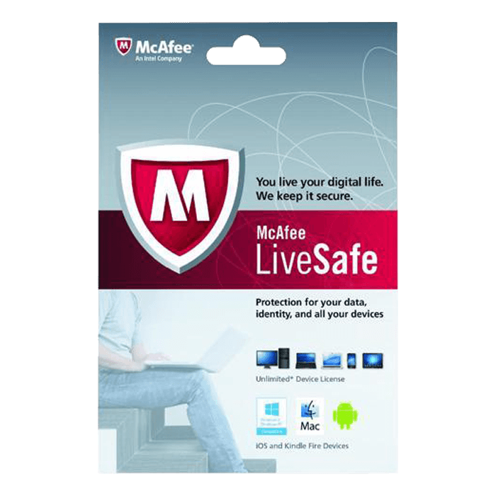 LiveSafe™, Unlimited Device / 1 Year