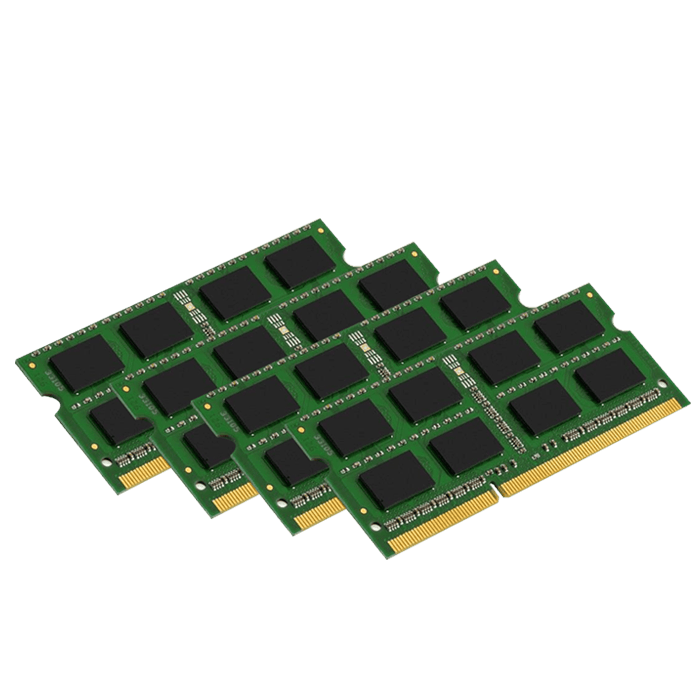 16GB Kit (4 x 4GB) ValueRAM DDR3 1600MHz, PC3-12800, CL11 (11-11-11) 1.35V, Non-ECC, SO-DIMM Memory