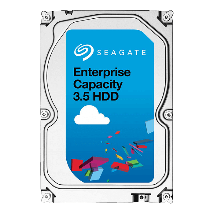 2TB Enterprise Capacity ST2000NM0034, 7200 RPM, SAS 12Gb/s, 512e, 128MB cache, 3.5-Inch HDD