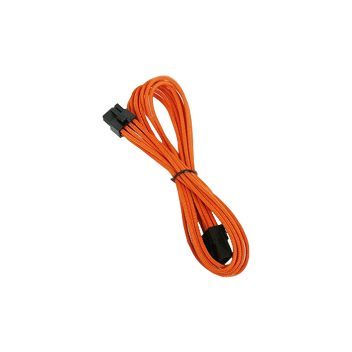 Orange Alchemy Multisleeved 8-Pin PCI Express Extension Cable, 45cm