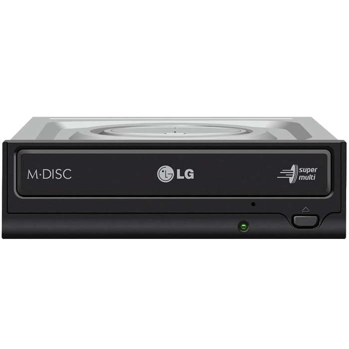 GH24NSC0R, DVD 24x / CD 48x, DVD-Writer, 5.25-Inch, Optical Drive