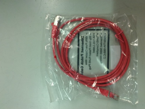 6-ft Red STP Network Patch Cable, Cat 5e, OEM