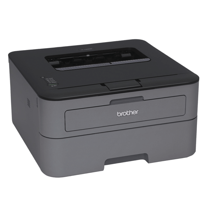 HL-L2300D, 2400 x 600 dpi, 26 ppm, Monochrome Laser Printer, USB
