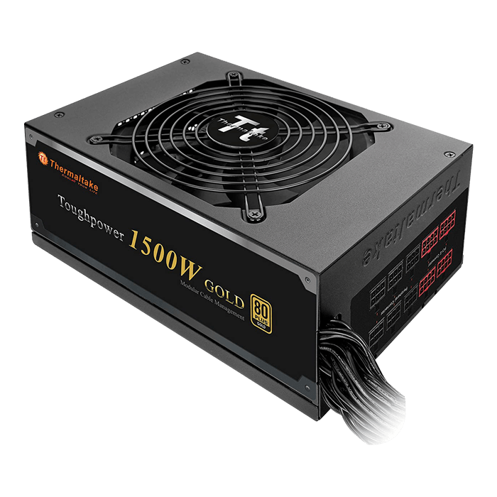 Toughpower TP-1500AH5CEG, 80 PLUS Gold 1500W, Semi Modular, ATX Power Supply