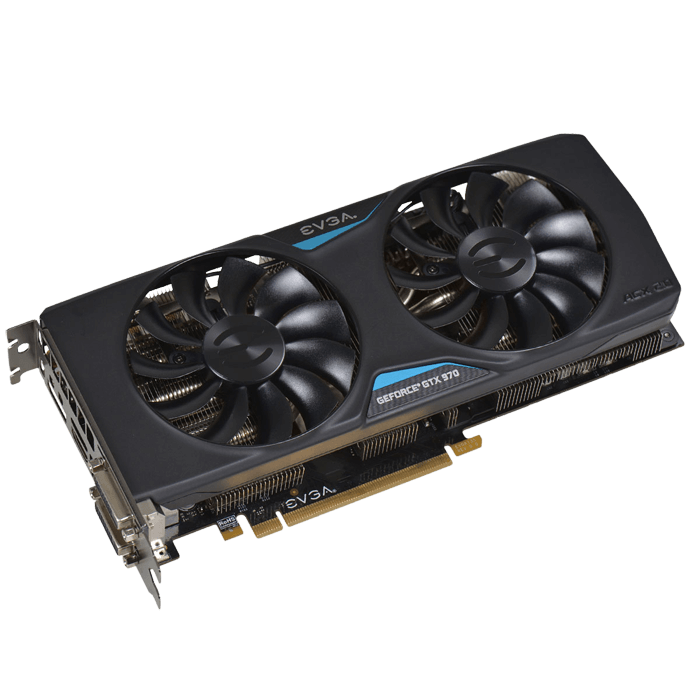 GeForce GTX 970 FTW GAMING ACX 2.0, 1216 - 1367MHz, 4GB GDDR5 256-Bit, PCI Express 3.0 Graphics Card