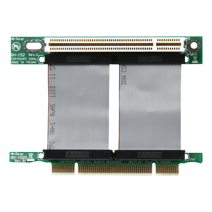 DD-611-C5, PCI to PCI w/ 5cm ribbon cable