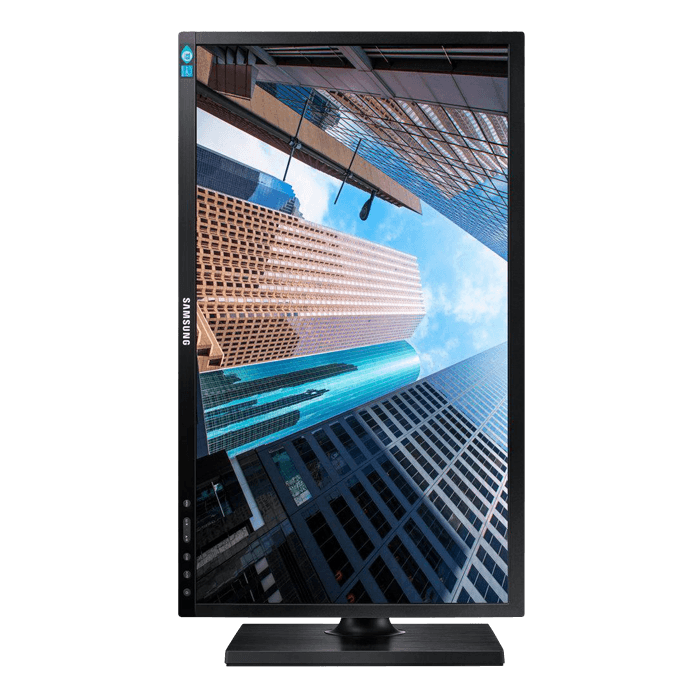 "S24E450D 24"", Full HD 1920 x 1080 TN LED, 5ms, Black LCD Monitor"