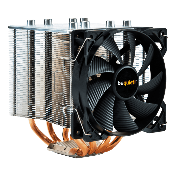 Shadow Rock 2, 160mm Height, 180W TDP, Copper/Aluminum CPU Cooler