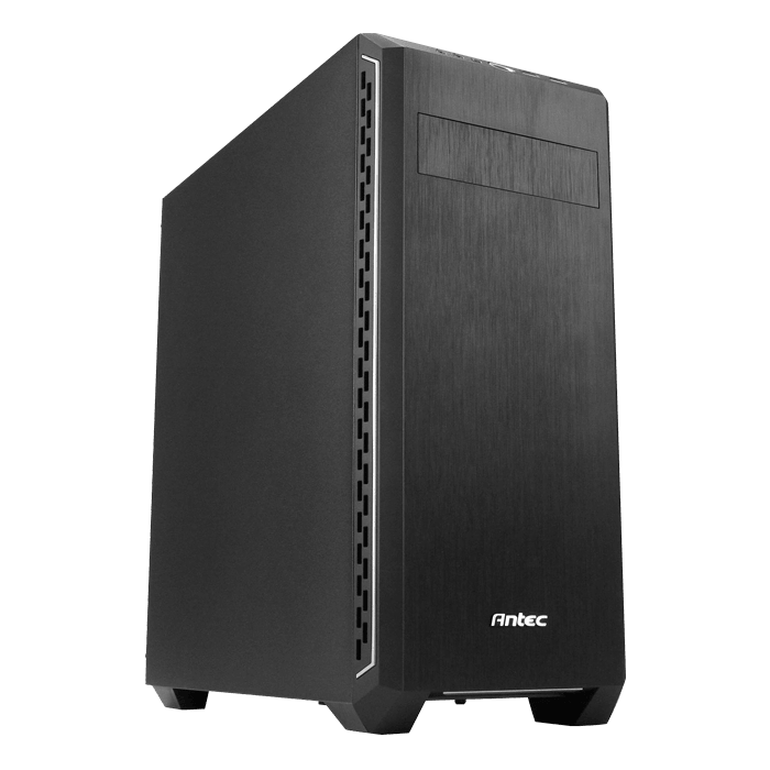 AMD B450 Silent Desktop PC