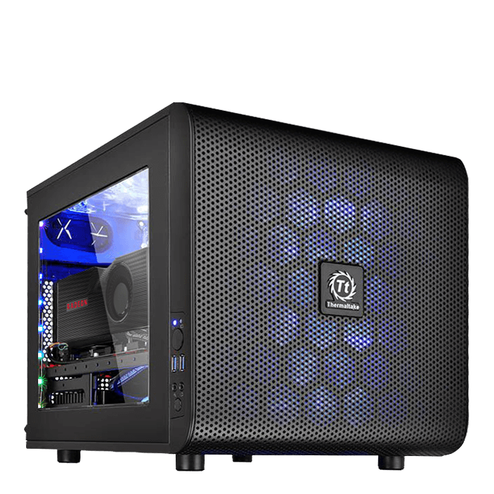 AMD B550 Mini Cube PC