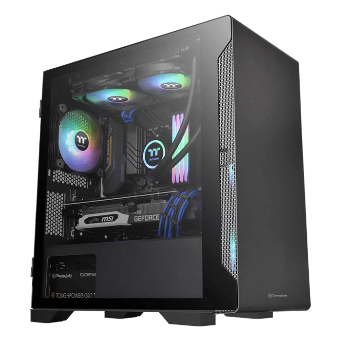 AMD B550 WD Mini-Tower PC