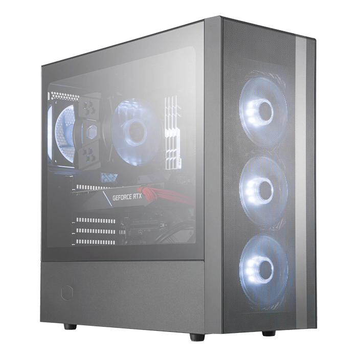 AMD B450 Budget Gaming Desktop