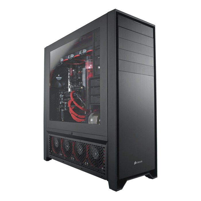 AMD X399 2-way SLI Hardline Liquid Cooled PC