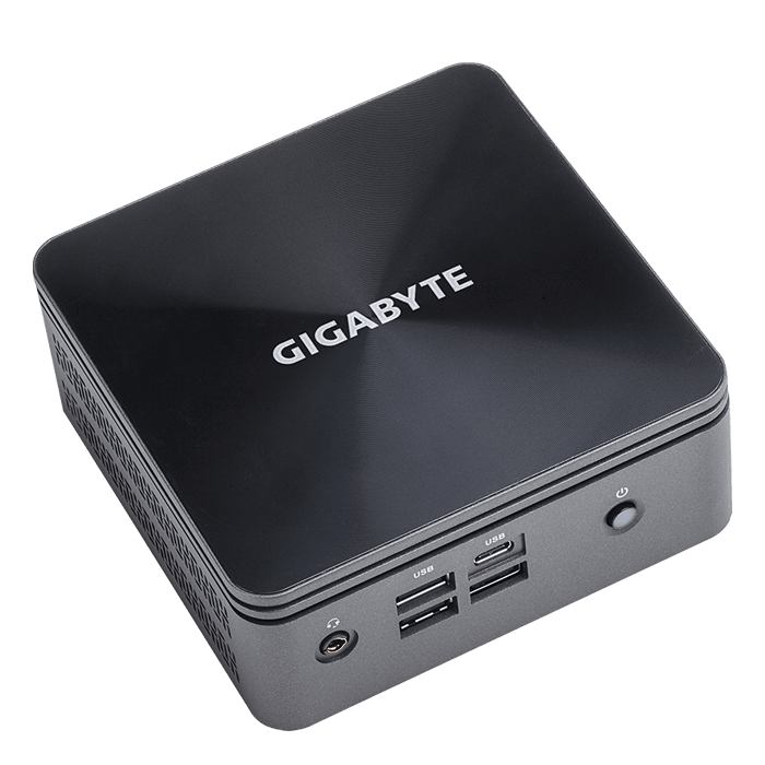 GIGABYTE GB-BRi7H-10710 Ultra Small PC