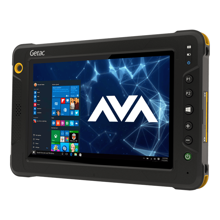 Getac EX80 Rugged Tablet