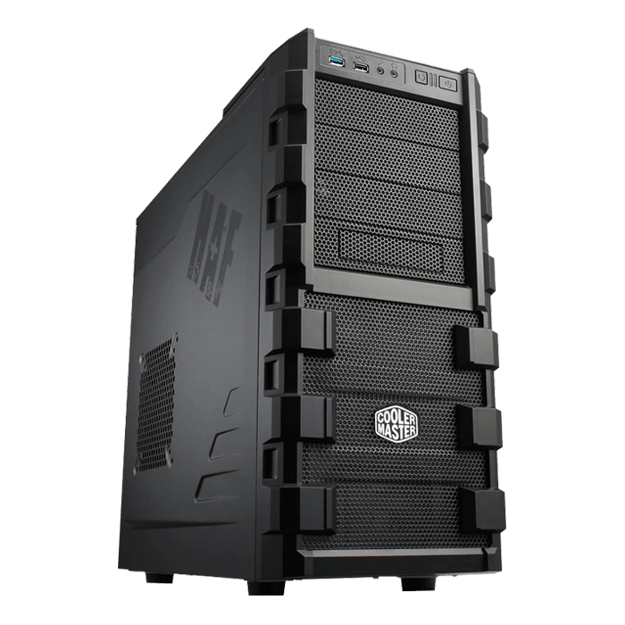 Intel H110 Budget Gaming Desktop