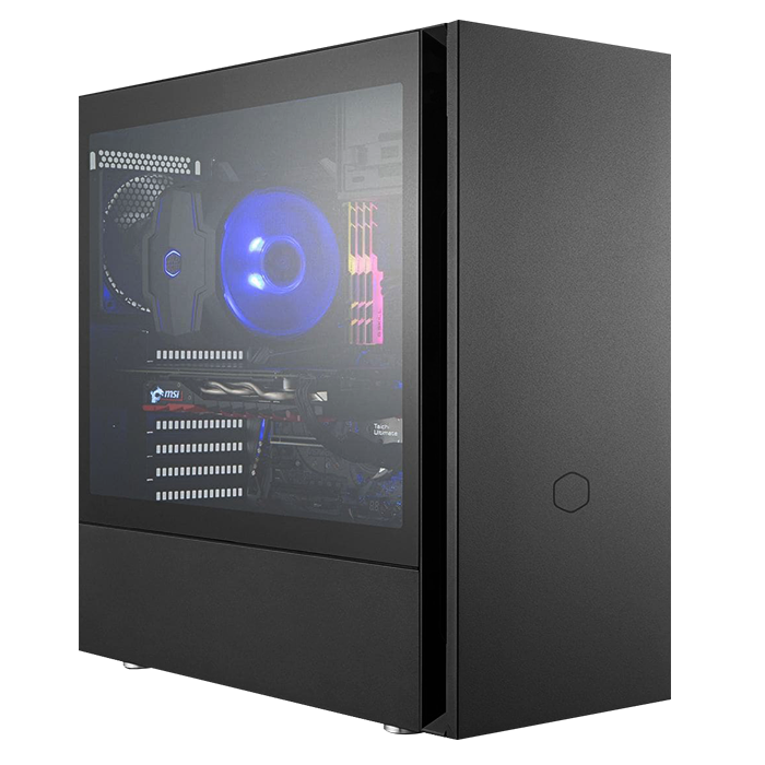 Intel H470 Quiet Gaming Desktop