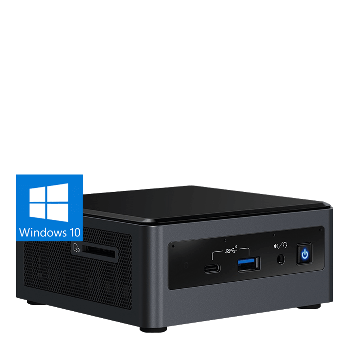 Intel NUC10i5FNHCA Ultra Small PC