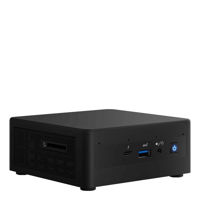 Intel NUC11PAHi5 Ultra Small PC