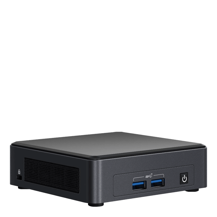 Intel NUC11TNKv7 Ultra Small PC