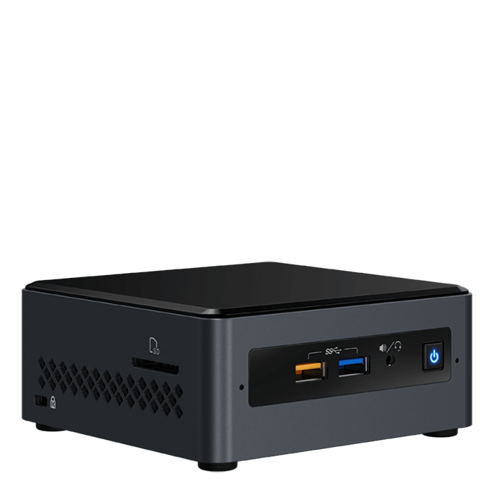 Intel NUC7CJYH Ultra Small PC