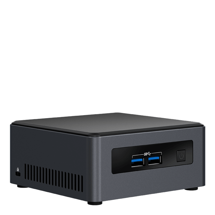 Intel NUC7i3DNHE Ultra Small PC