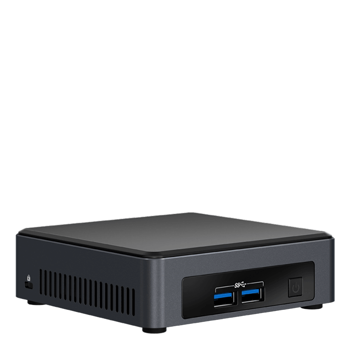 Intel NUC7i3DNKE Ultra Small PC