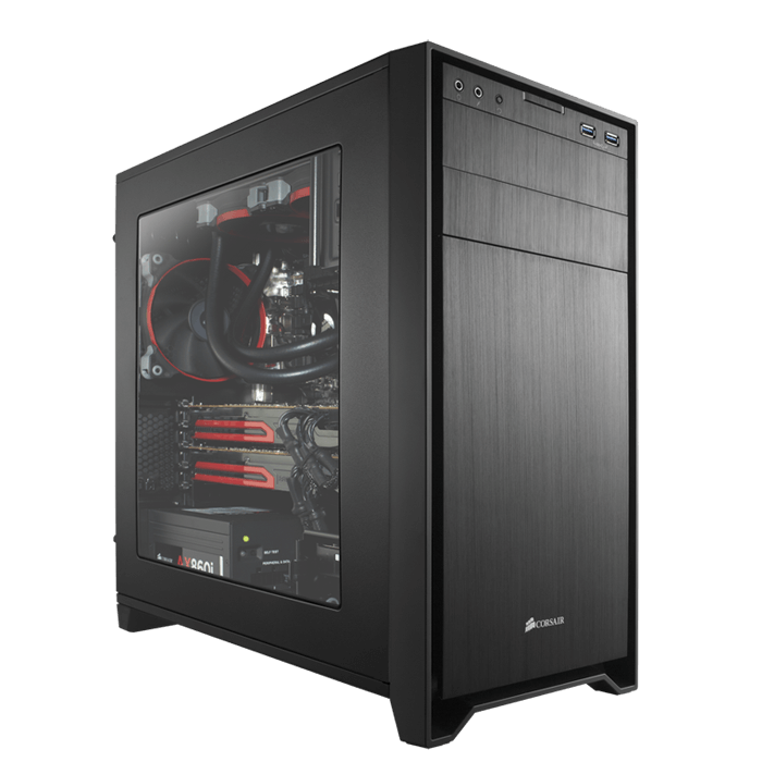 Intel X299 2-way SLI Mini Gaming Desktop
