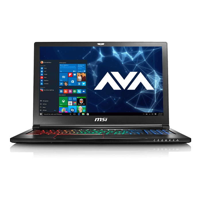 MSI GS63VR STEALTH PRO-078
