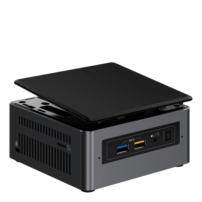 Intel NUC7I5BNHXF Ultra Small PC