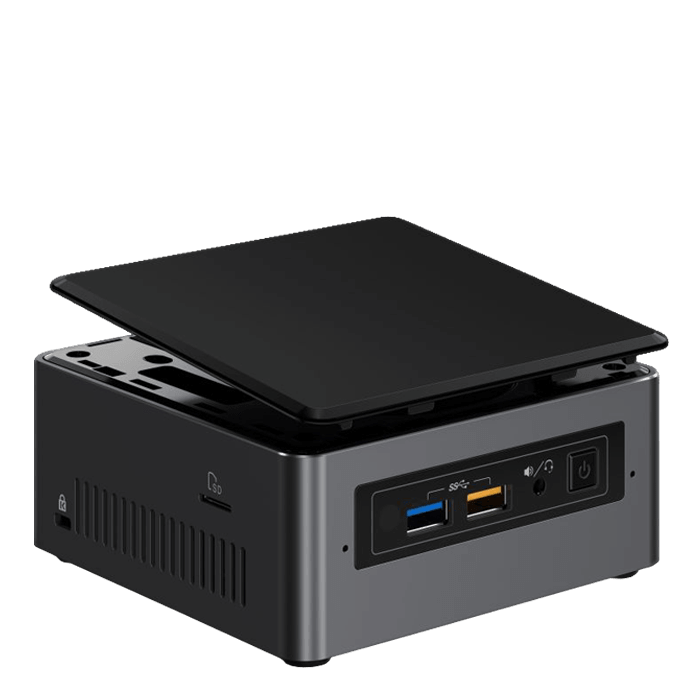 Intel NUC7i5BNH Ultra Small PC