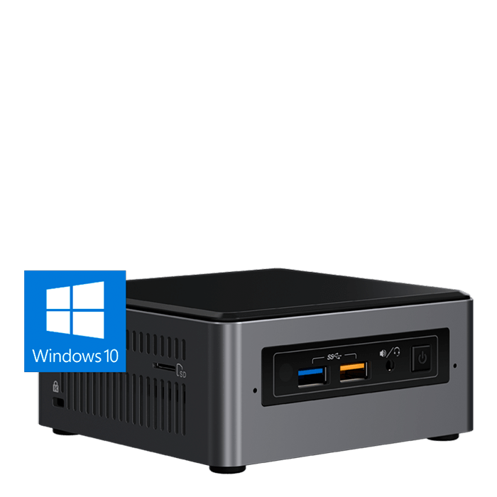 Intel NUC7i7BNHXG Ultra Small PC