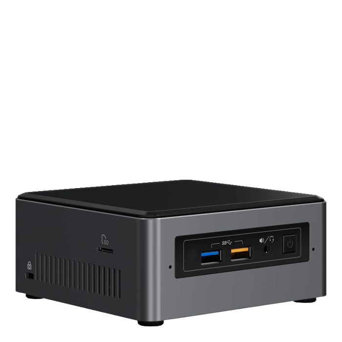 Intel NUC7i7BNH Ultra Small PC