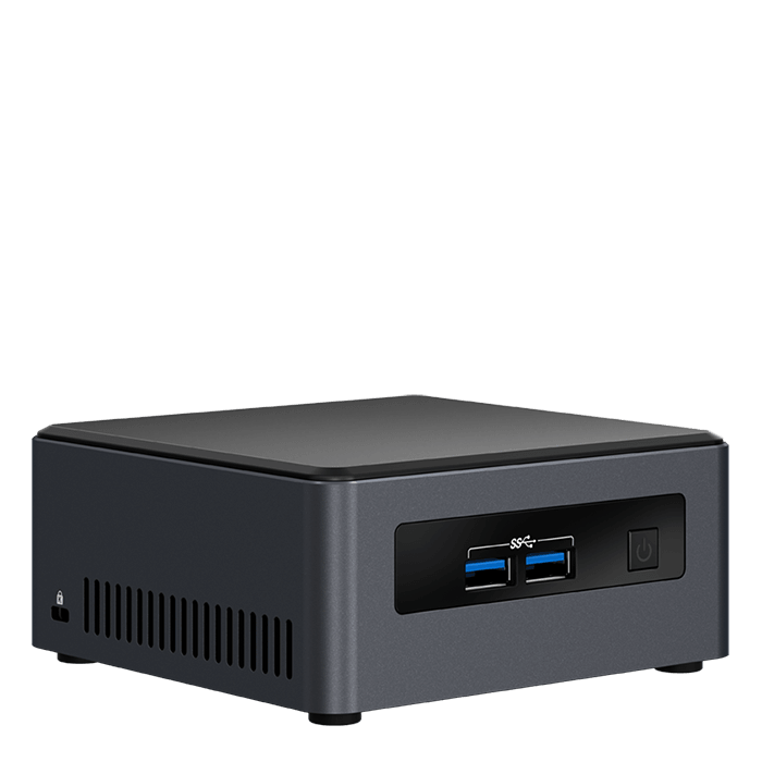 Intel NUC7i7DNHE Ultra Small PC