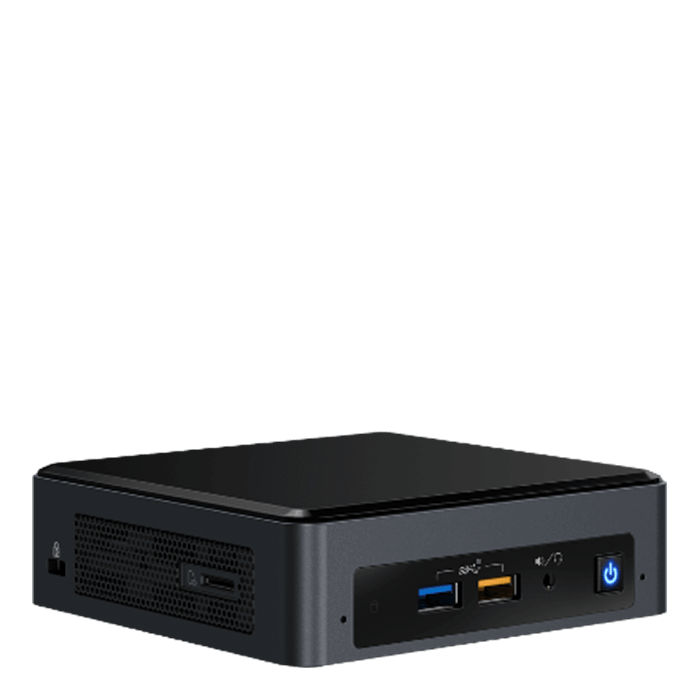Intel NUC8i3BEK Ultra Small PC