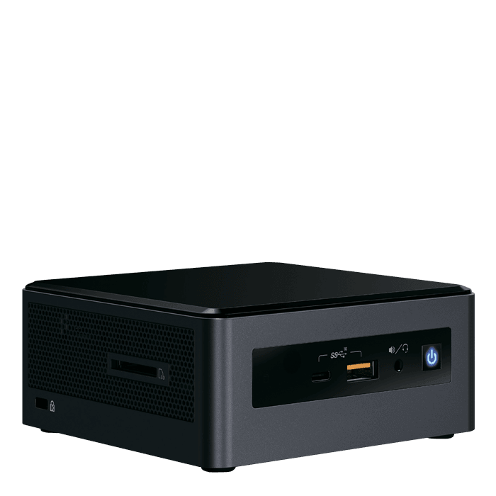 Intel NUC8i7INHX Ultra Small PC