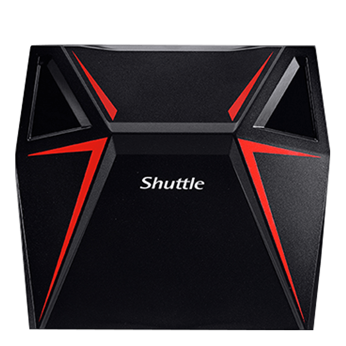 Shuttle X1 DKA1GH7 Ultra Small PC