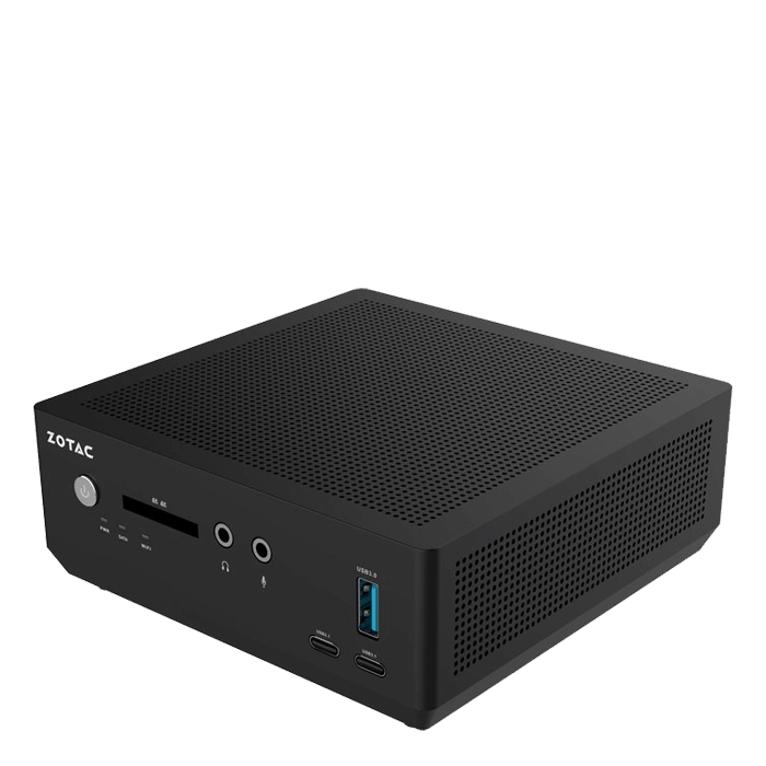 ZOTAC ZBOX MI642 nano Ultra Small PC
