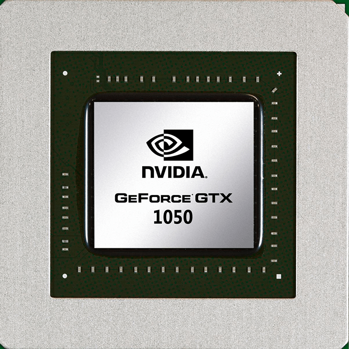 NVIDIA® GeForce® GTX 1050 2GB GDDR5 Graphics