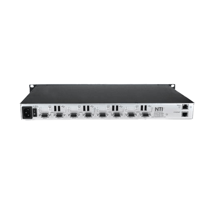 nti unimux high density vga usb kvm matrix switch avadirect