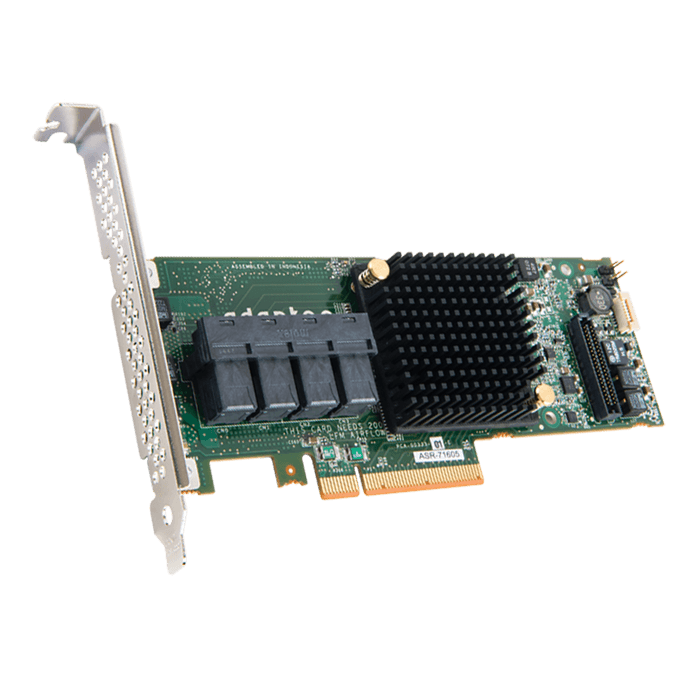 DRIVER FOR ADAPTEC RAID 71605Q PCI-E ADAPTER